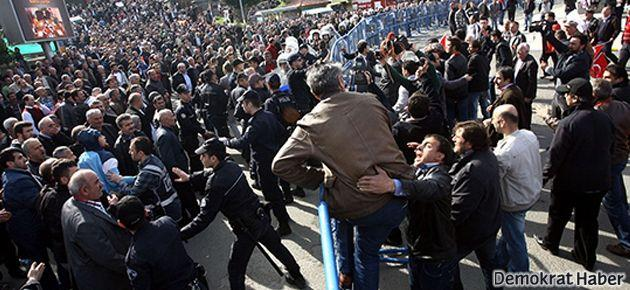 Rize'de CHP mitingine AKP saldırısı
