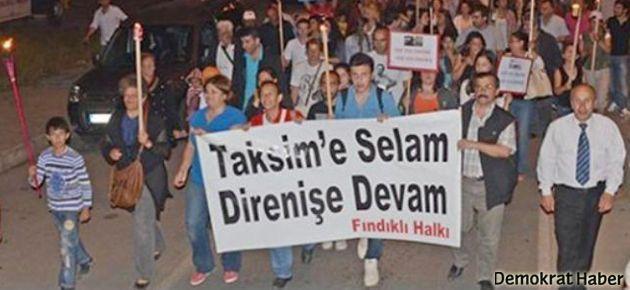 Rize'de Gezi soruşturması