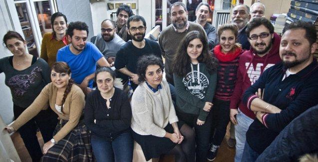 Rober Koptaş'tan veda, Agos'un yeni yayın yönetmeni Yetvart Danzikyan