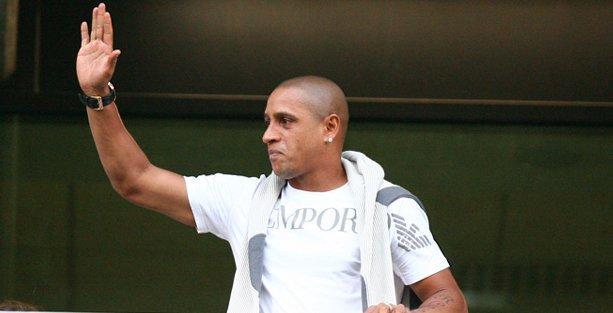 Roberto Carlos, Sivasspor'dan istifa etti