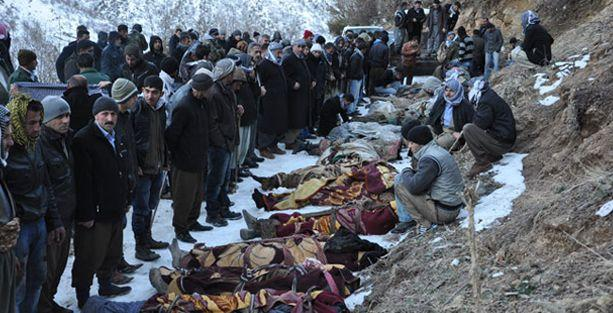 'Roboski Katliamı'nda MİT araştırılsın'