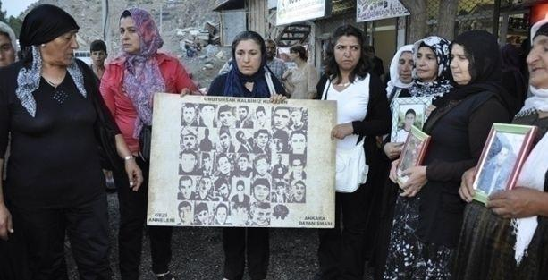 Roboski ve Gezi aileleri: Katilimiz aynı