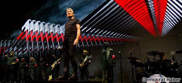 Roger Waters 4 Ağustos'ta İstanbul'da