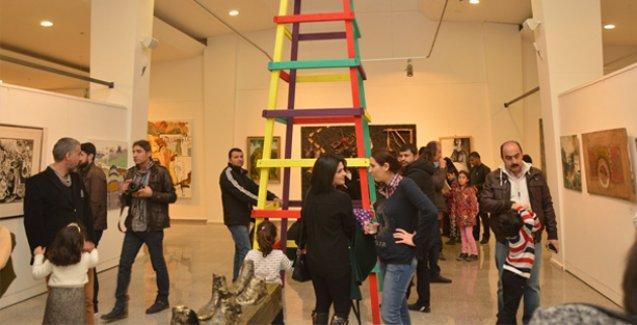 Rojava için 'Kürdistan Sergisi' açıldı
