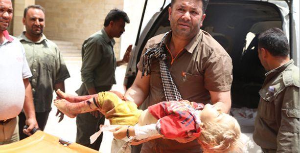 Rojava katliamı için BM göreve çağrıldı