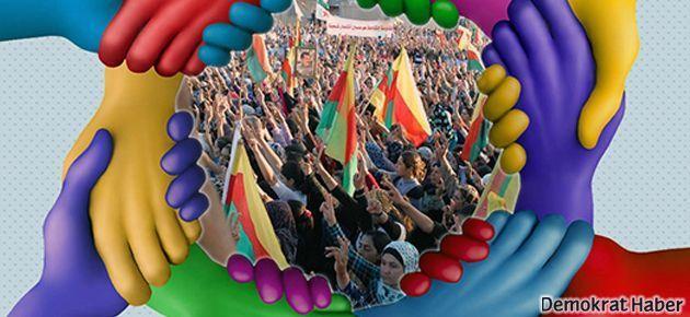'Rojava modeli Ortadoğu için büyük şans'