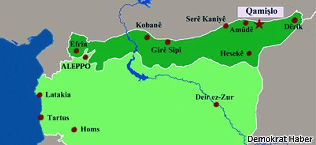 Rojava'da Kobanêliler de özerkliğe hazırlanıyor