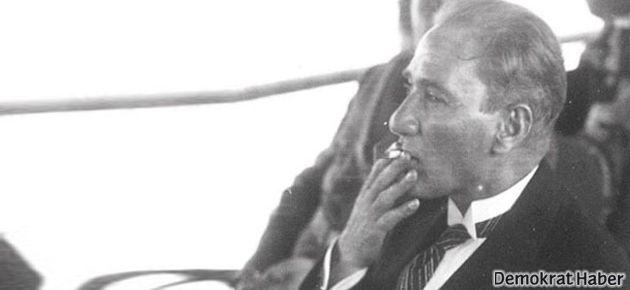 RTÜK'ten sigaralı Atatürk belgeseline ceza