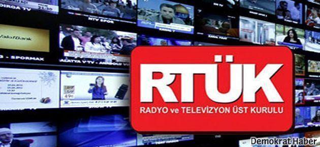 RTÜK'ten 'Zaman ve Bugün'e ambargo' açıklaması
