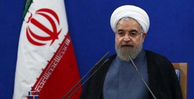 Ruhani: ABD'nin IŞİD'le mücadele ettiği 'içi boş iddia'