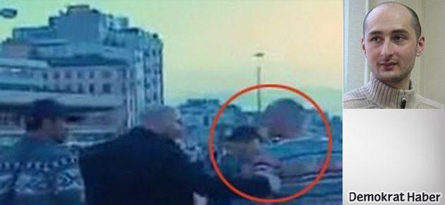 Rus gazeteci: Taksim'de dövülerek gözaltına alındım