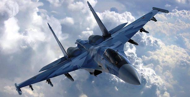 Rus jetleri son dört günde 579 hedefi vurdu