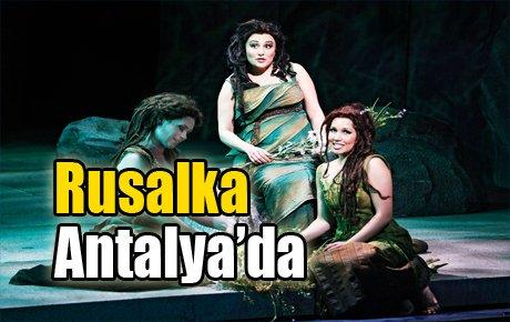 'Rusalka' ANTDOB sahnesinde