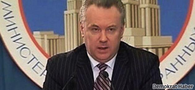 Rusya: ABD'nin tehditleri kabul edilemez