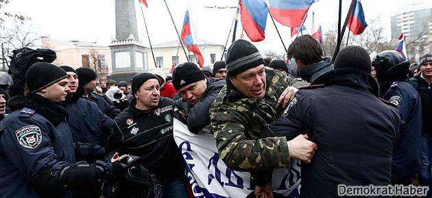 Rusya, Kırım, Ukrayna hattı karıştı