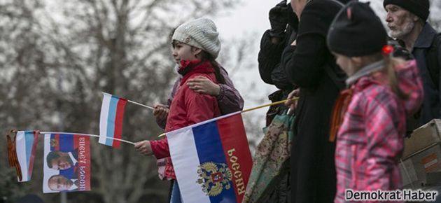 'Rusya Kırım'da büyük bir savaşa hazırlanıyor'