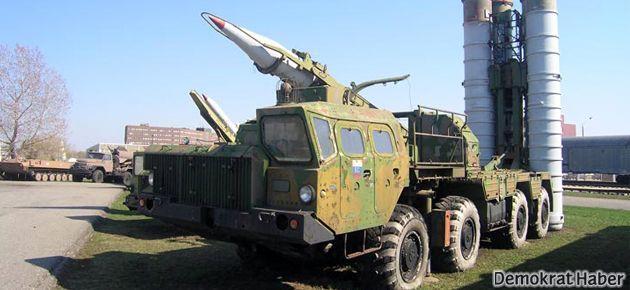 Rusya: Suriye'ye S-300 göndereceğiz!
