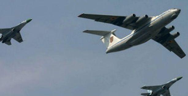 Rusya, Ukrayna'ya ait savaş uçağını düşürdü