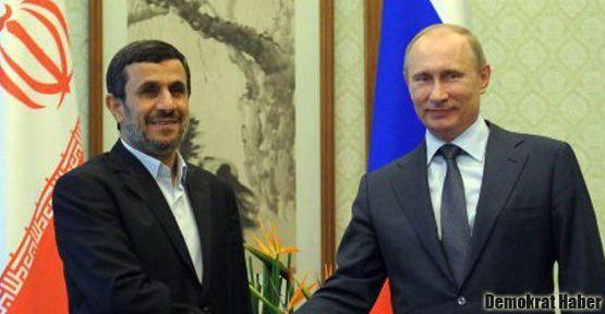Rusya'dan ABD'ye İran resti