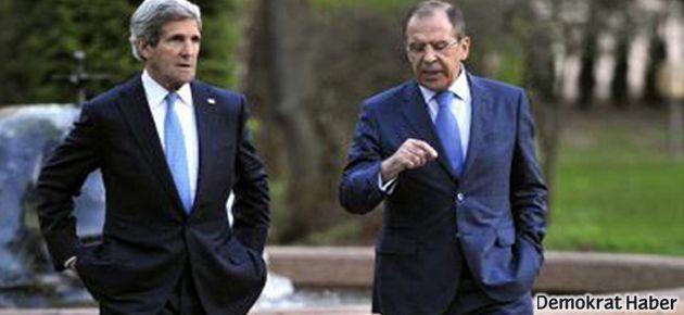 Rusya'dan ABD'ye: Yetişkinler gibi davranın