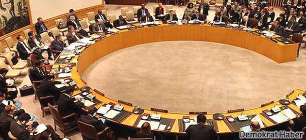 Rusya'dan BM'ye acil çağrı