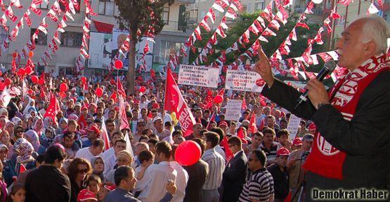 Saadet Partisi 'Füze Kalkanına Hayır' diyecek