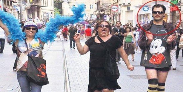 Sabah gazetesi LGBTi belediye danışmanını hedef gösterdi