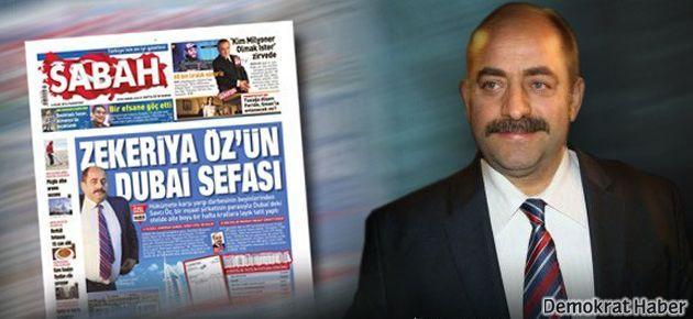 Sabah ve Takvim'den Zekeriya Öz'e ağır suçlama
