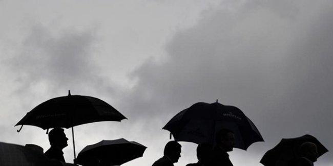 Sağanak ve şiddetli yağışlar geliyor