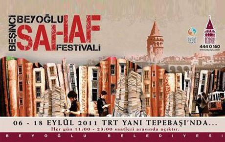 Sahaf Festivali 6-18 Eylül'de