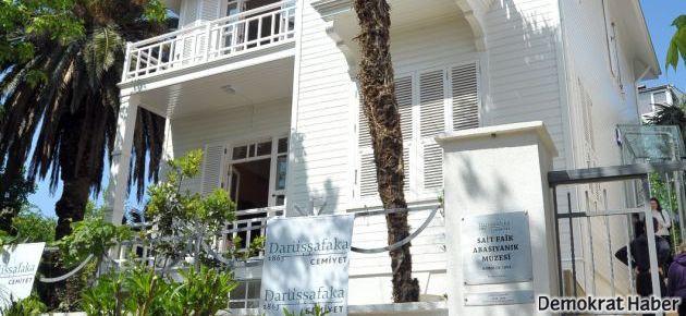 Sait Faik Abasıyanık Müzesi açıldı