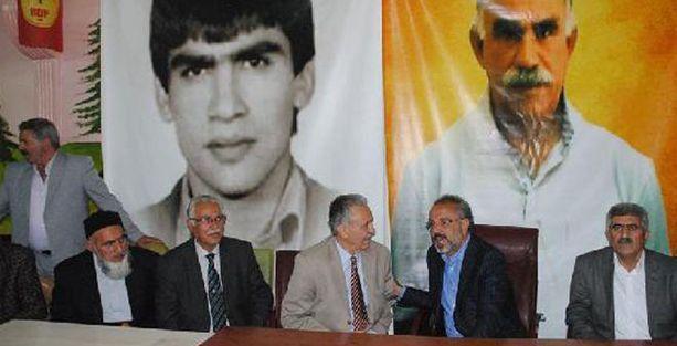Saki Aşireti'nin üyeleri BDP'ye katıldı
