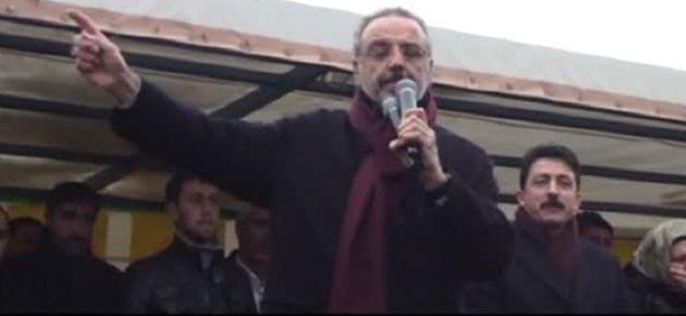 Sakık: Erdoğan istediği kişiyi aday göndersin