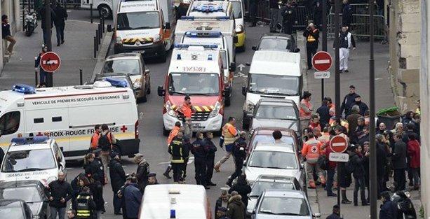IŞİD'den Paris saldırganları için 'İslam Devleti'nin aslanları' nitelendirmesi