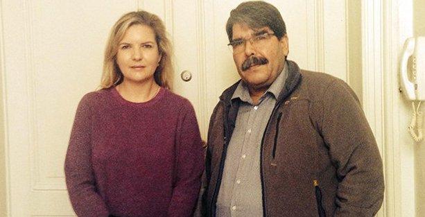 Salih Müslim: Ankara'nın Şam'la savaşında asker olmayız
