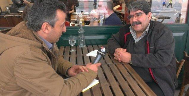 Salih Müslim: Biz Kobanê'de kanla kazandık, Türkiye halkı da sandıkla kazanmalıdır