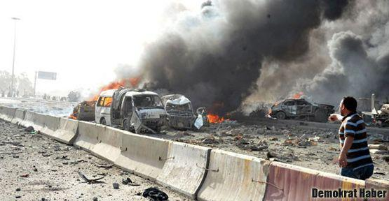Şam saldırılarını El Nusra Cephesi üstlendi