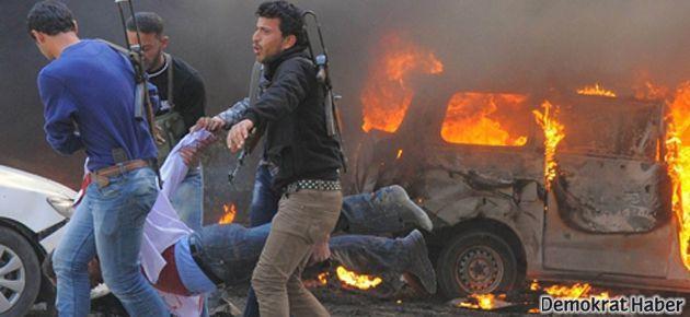 Şam yakınında patlama: 30 ölü