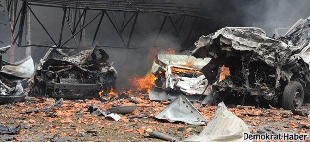 Şam'da bombalı araç patlatıldı: 15 ölü