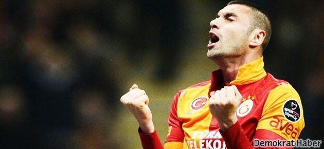 Şampiyonlar Ligi'nin en iyi 11'inde bir Galatasaraylı