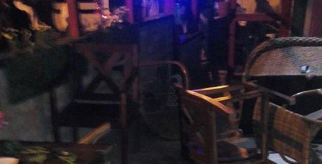 Samsun'da solcuların gittiği kitabevine satırlı saldırı: 4 yaralı!