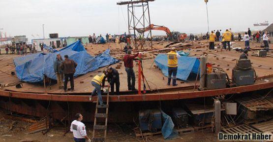 Samsun Eti Bakır'da çökme: 5 işçi öldü