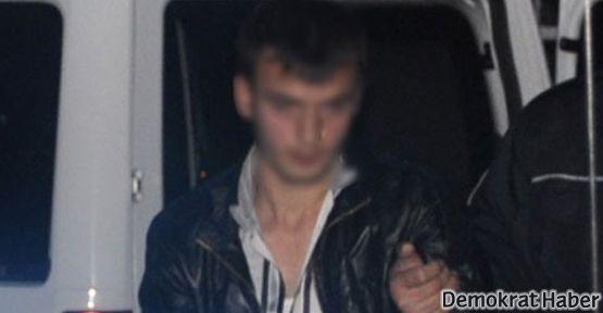 Samsun'da bir erkek genç bir kadını katletti