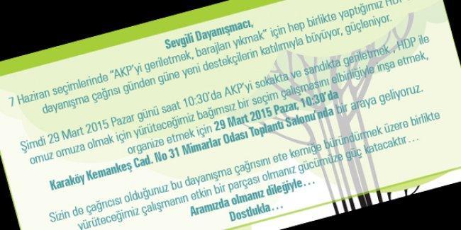 Sanatçı, akademisyen ve siyasetçilerin HDP'ye destek ve katılımı büyüyor