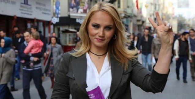 Pınar Aydınlar seçim konuşmalarından dolayı ifadeye çağrıldı