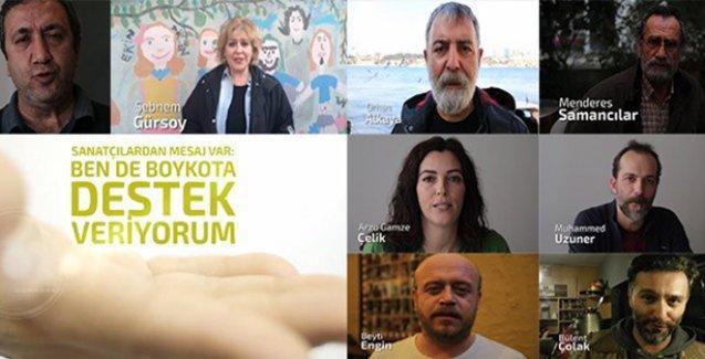 Sanatçılardan 'laik ve bilimsel eğitim için' boykot mesajları