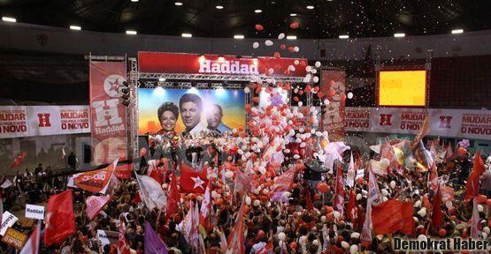 Sao Paolo'da İşçi Partili aday kazandı