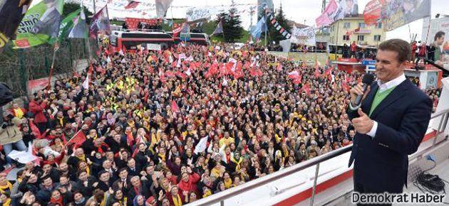 Sarıgül: İstanbul'da bir tek afiş bırakmam!