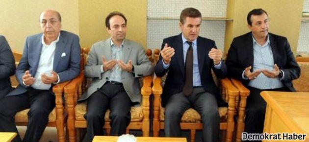 Sarıgül'den BDP'ye sürpriz ziyaretler
