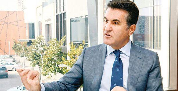 Sarıgül'den 'çatı aday' açıklaması